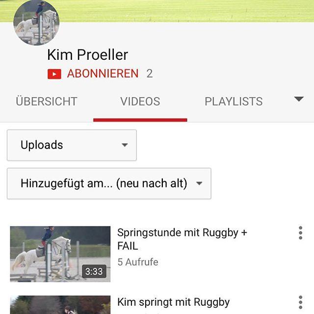 Hey 🏻 ich habe jetzt auch YouTube,eigentlich schon ein bisschen länger,aber jetzt wisst ihr es auch und könnt gerne vorbei schauen! YouTube: Kim Proeller Und habt ihr schon vorbeigeschaut?#horse #video #youtube #pferd #horse #pony #withcolours #whisky #whiskey